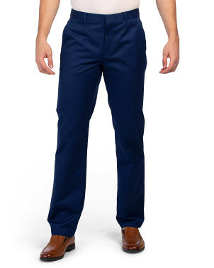 Weekday Warriors Straight Leg Dress Pants