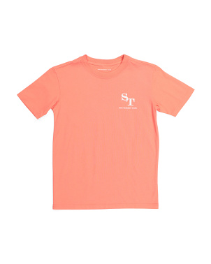 Big Boys Skipjack Tee