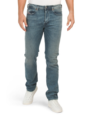 Buster Modern Tapered Fit Jeans
