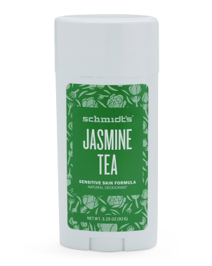 3.25oz Jasmine Tea Natural Deodorant