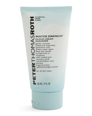 4oz Water Drench Cloud Cream Cleanser