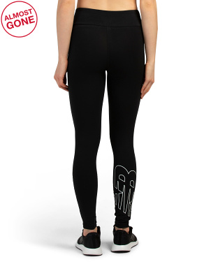 Logo Athletic Leggings
