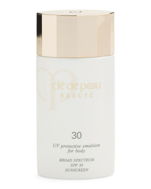2.5oz Spf 30 Uv Protective Emulsion For Body