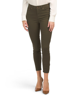High Waist Reprieve Colored Jeans