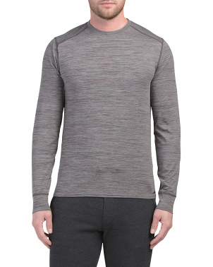 Made In Usa Pro Heat Crew Neck Baselayer Top