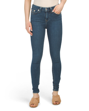 High Waisted Halle Jeans