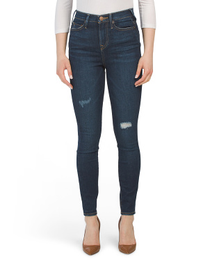 Caia Ultra High Waist Super Skinny Jeans