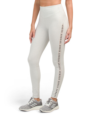 Logo Taped Leggings