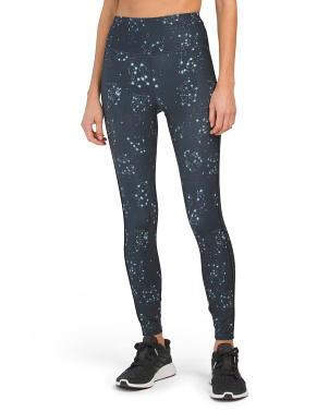 Zodiac Printed Leggings