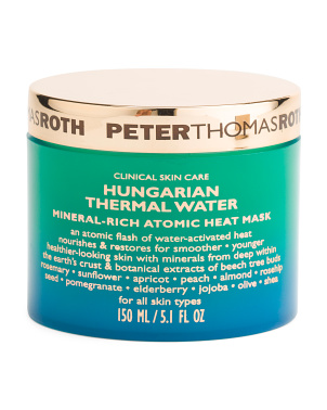 5.1oz Hungarian Thermal Water Mineral-rich Atomic Heat Mask