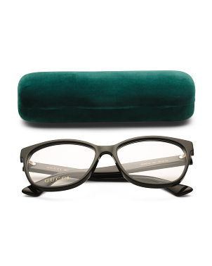 Made In Italy 55mm Designer Optical Glasses