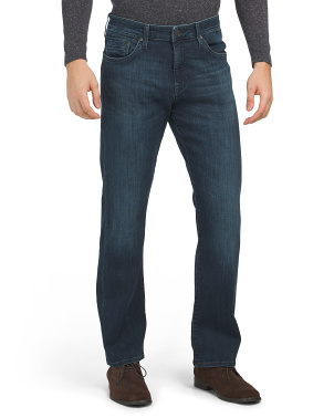 Matt Willamsburg Relaxed Straight Leg Jeans