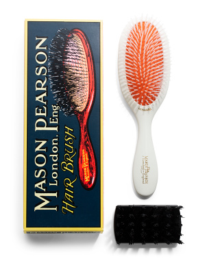 Detangler Nylon Hair Brush