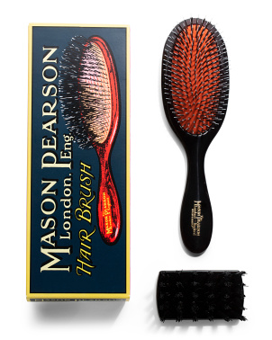 Handy Mix Bristle & Nylon Brush