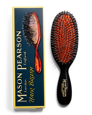 Pocket Mix Bristle & Nylon Hair Brush