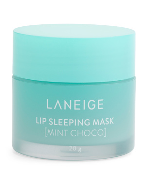 Made In Korea 0.7oz Mint Choco Lip Sleeping Mask