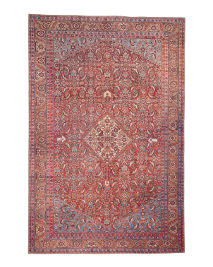 Made In Turkey 5x7 Boho Flatweave Area Rug