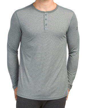 Siro Jacqrd Long Sleeve Henley