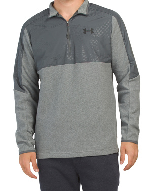 Coldgear Infrared Half Zip Top