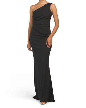 Gwyneth One Shoulder Gown