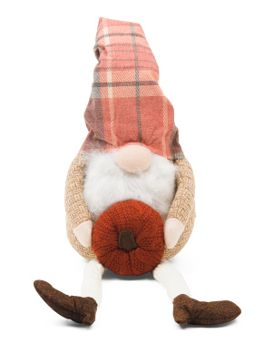 Plaid Hat Gnome