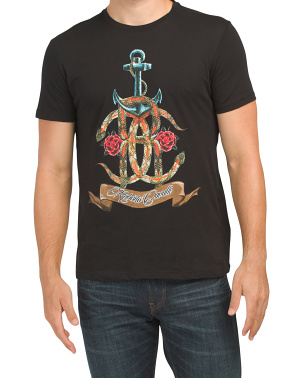 Made In Italy Anchor Tee