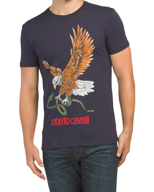 Made In Italy Eagle Tee