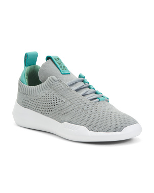 Athletic Knit Sneakers