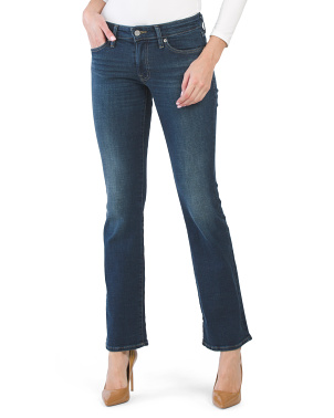 Sweet Mid Rise Bootcut Jeans