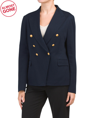 Made In Italy Fashion Blazer