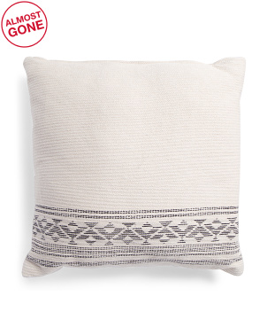 24x24 Mandar Oversized Pillow