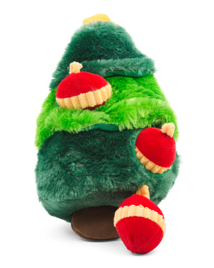 Christmas Tree Holiday Burrow Toy