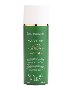 4.4oz Martian Mattifying Melting Water Gel Toner