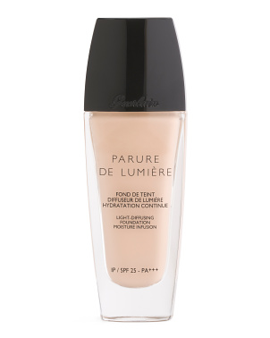 Spf 25 Parure De Lumiere Light Diffusing Fluid Foundation