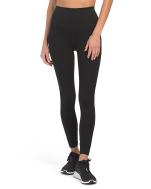 Cloudlux High Rise Basic Ankle Leggings