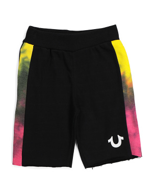 Little Boys Tie Dye Shorts