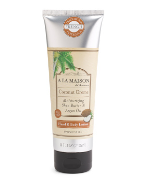 8oz Coconut Creme Lotion