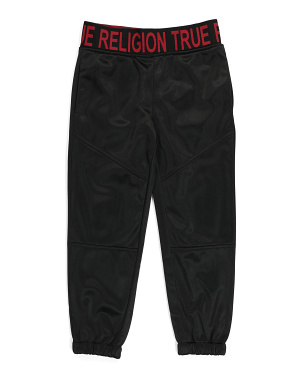 Little Boys Track Pants