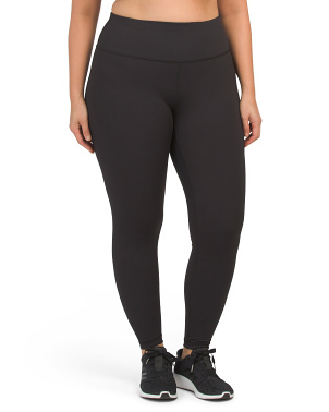 Plus Interlink High Rise Leggings