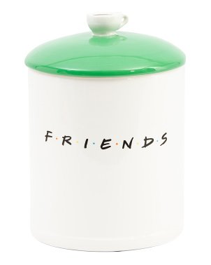 Friends Central Perk Cookie Jar