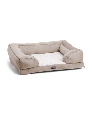 42x10 Large Supreme Comfort Couch Pet Bed