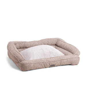 48x10 Large Comfort Lounger Pet Bed