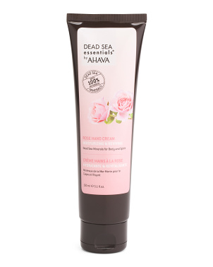 5.1oz Dead Sea Hand Cream