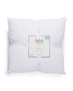 Made In Portugal 2pk Euro Pillows