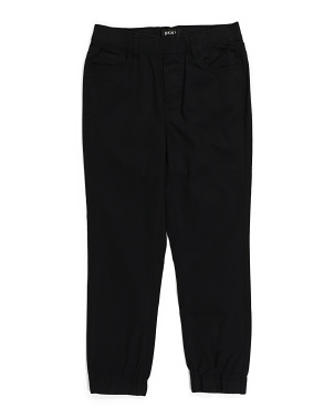 Big Boys 5 Pocket Twill Joggers