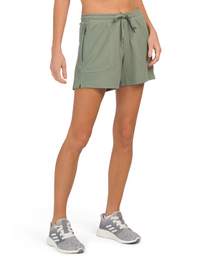 Adventure Cotton Twill Shorts