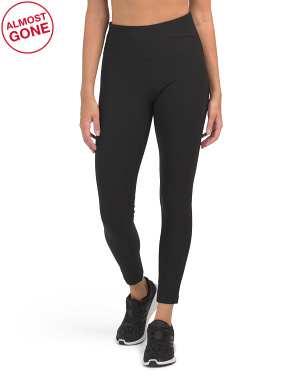Core Crop Leggings
