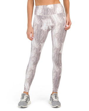 High Waist Duncan Printed Leggings