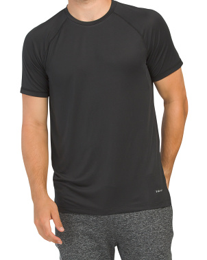Run Lite Horizon Mesh Running Top