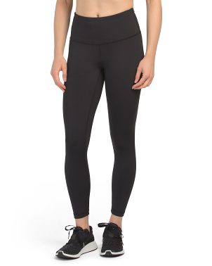 Interlink High Rise Basic Ankle Leggings